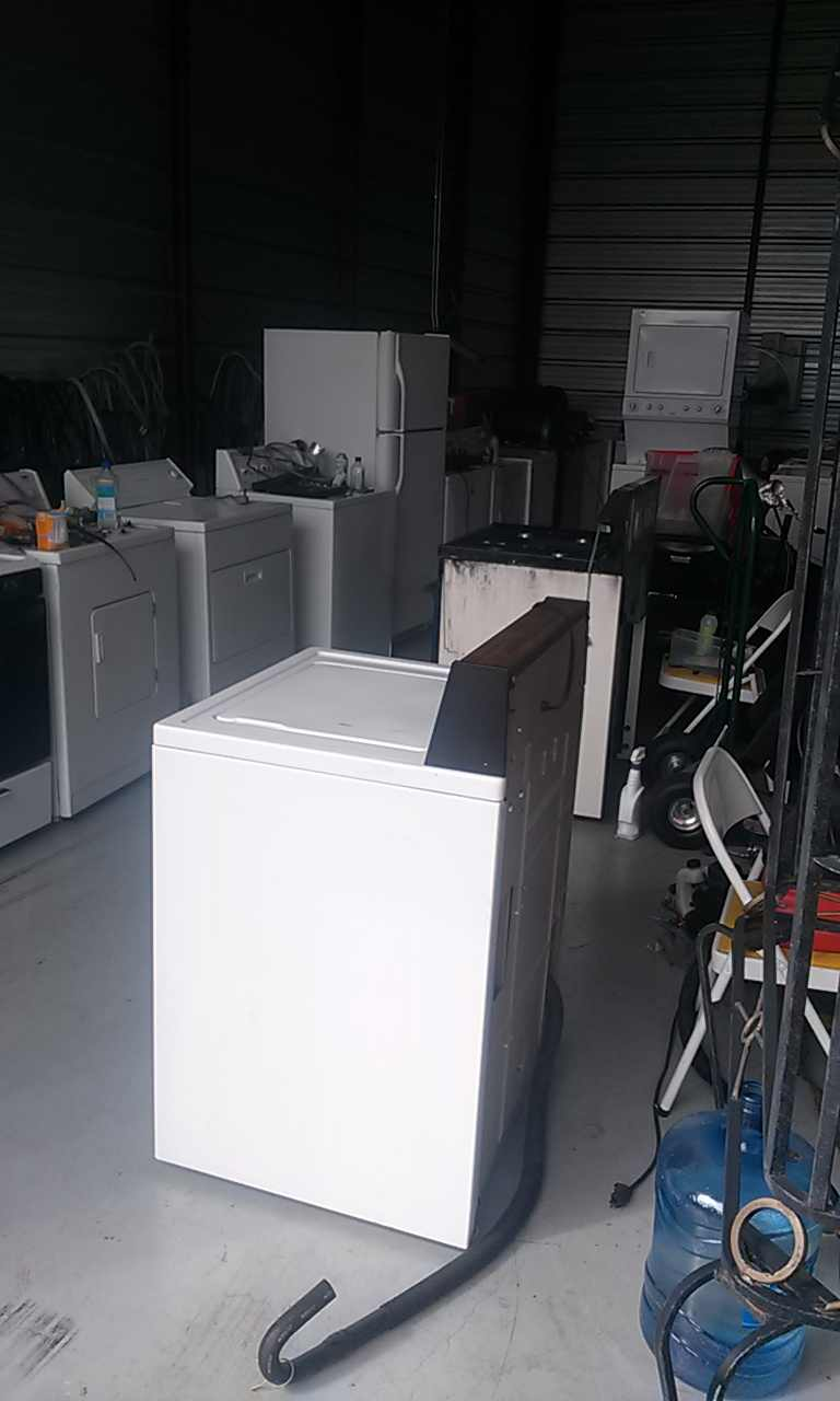 Appliance Disposal Orange County | Free if working and less than 10