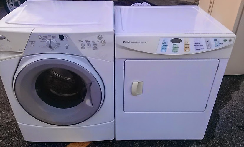 Whirlpool Washer Kenmore Dryer Frontloader Free If